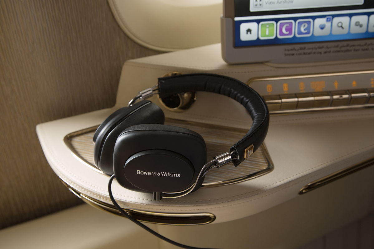 Emirates Bowers and Wilkins