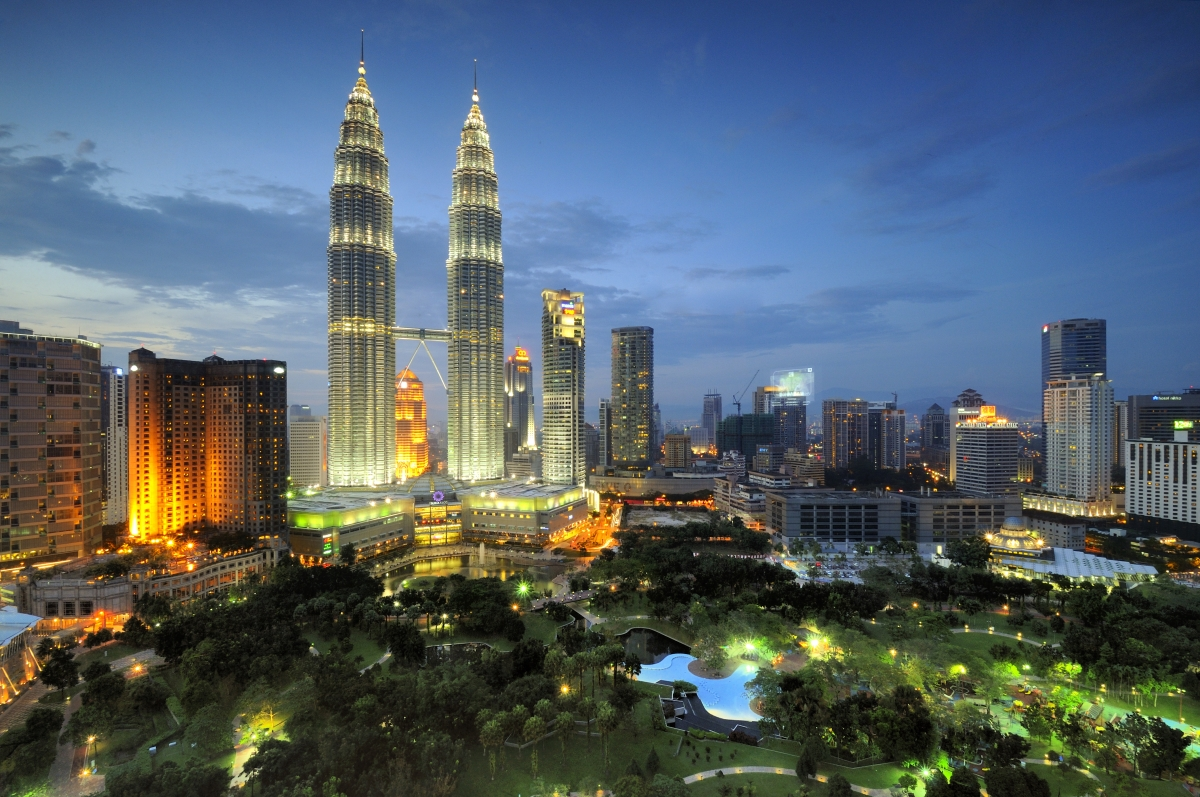 Business Class Flights To Malaysia