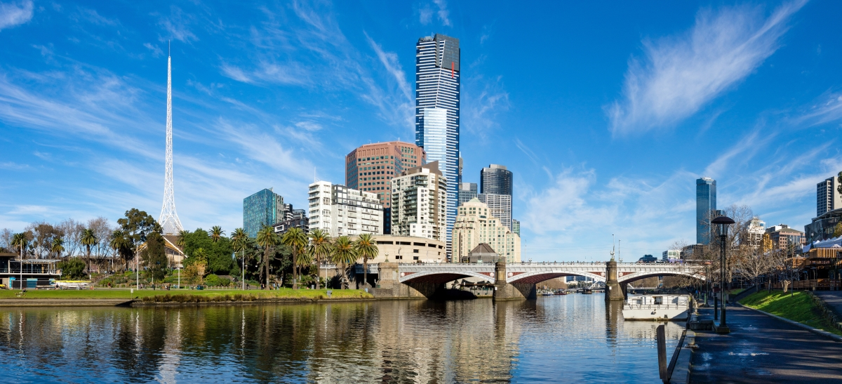 Business Class Flights To Melbourne