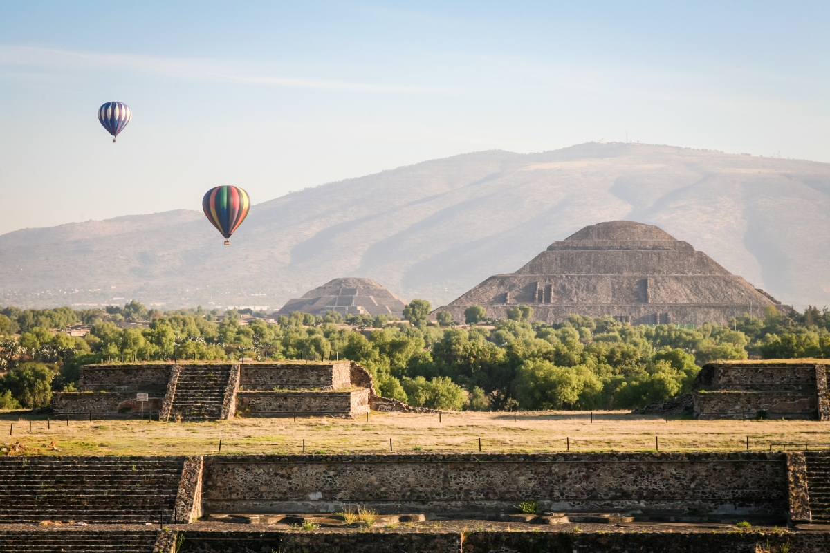 Mexico-Teotihuacan City