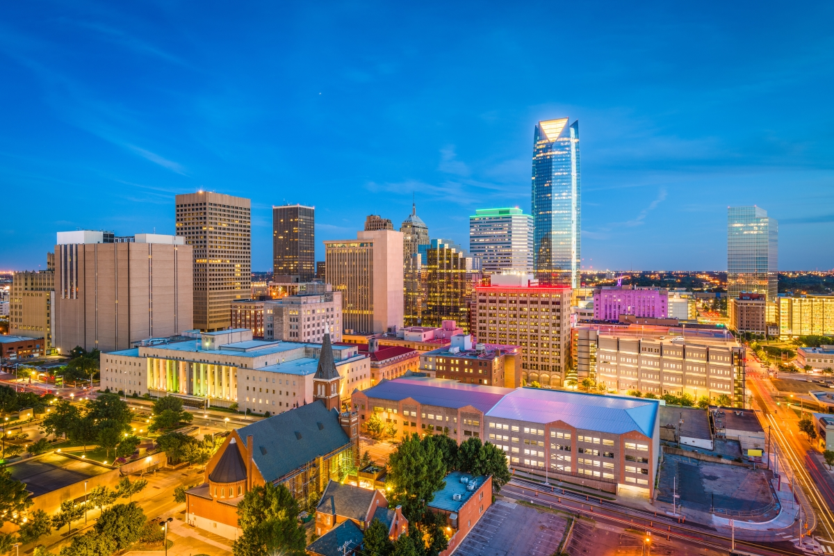 Business Class Flights To Oklahoma City Save Money Today