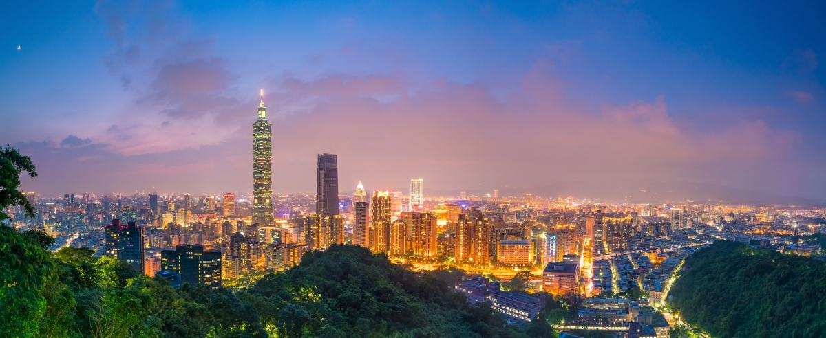 Business Class Flights to Taipei