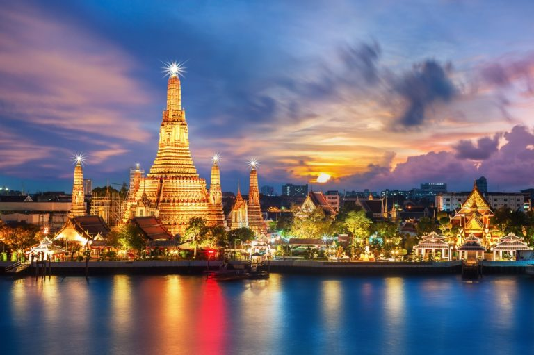 Business Class Flights To Thailand