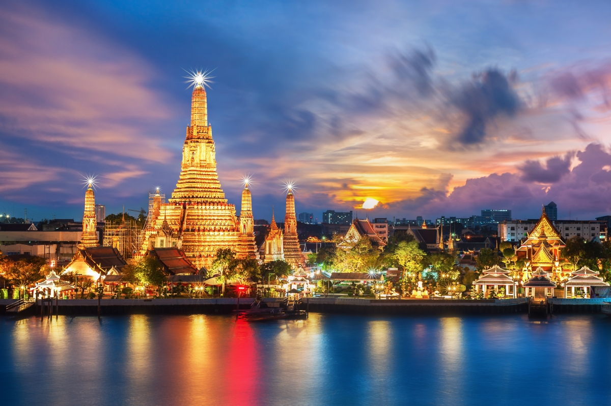 Business Class Flights to Thailand