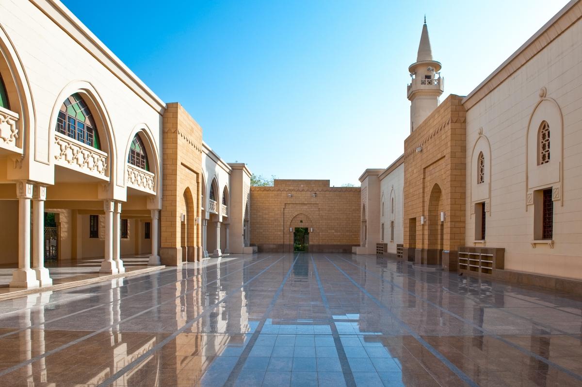 Murabba Palace Mosque, Riyadh