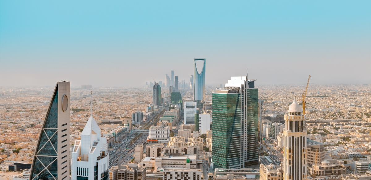 Business Class Flights to Riyadh
