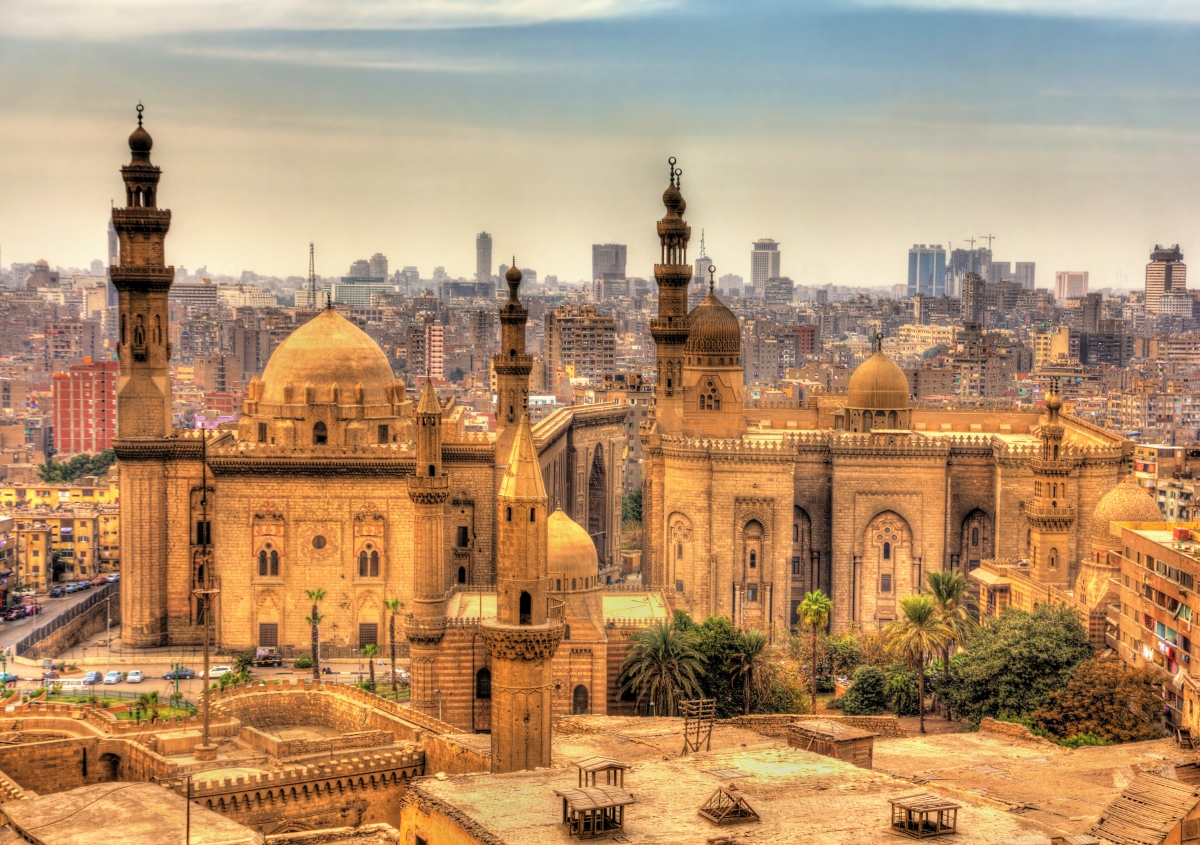 Business Class Flights to Cairo